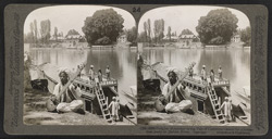 Delights of summer in the Vale of Cashmere - music for a houseboat party on Jhelum River [Srinagar]